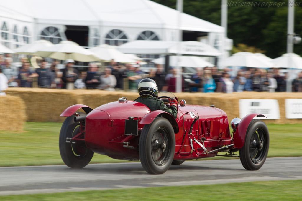 Maserati Tipo 26M  - Entrant: Julian Mazjub - Driver: Duncan Ricketts - 2014 Goodwood Festival of Speed
