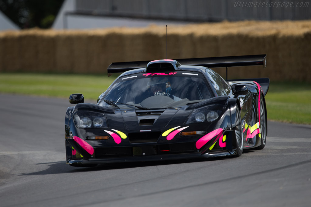 McLaren F1 GTR Longtail - Chassis: 19R - Entrant: Richard Smith - Driver: Kenny Brack  - 2014 Goodwood Festival of Speed