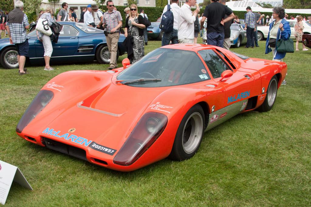 McLaren M12 GT - Chassis: 60-14 - Entrant: Heinz Swoboda  - 2014 Goodwood Festival of Speed