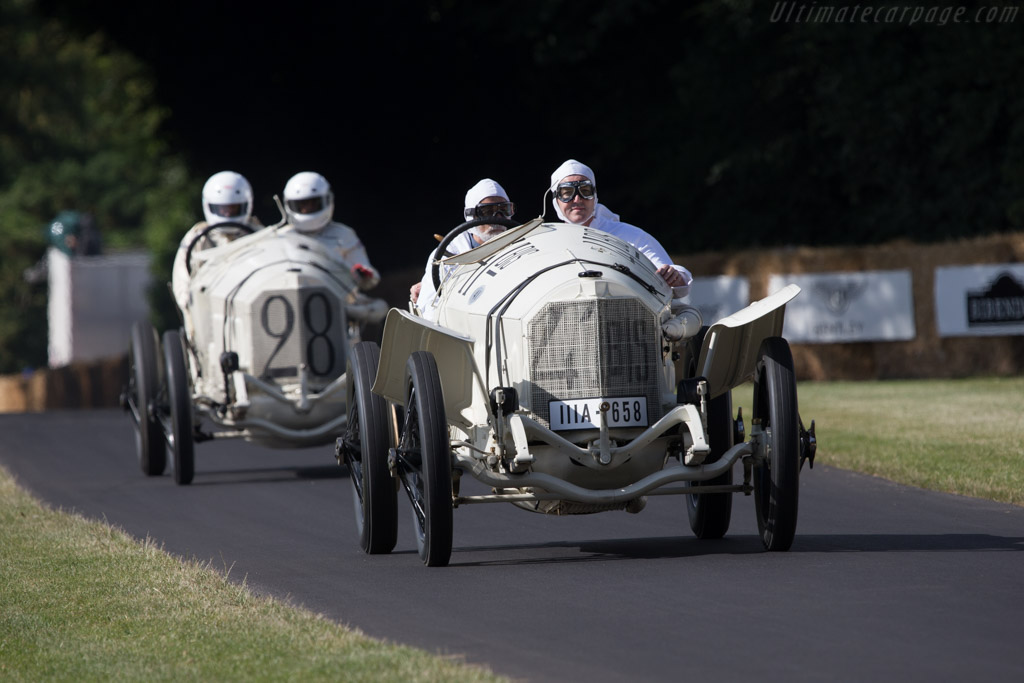 Collier Automotive Museum: Mercedes Grand Prix