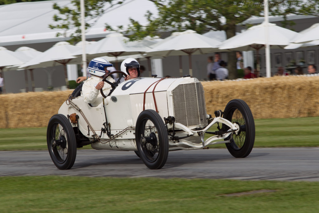 Mercedes Grand Prix - Chassis: 18269 - Entrant: Mercedes-Benz Classic - Driver: Jochen Mass  - 2014 Goodwood Festival of Speed