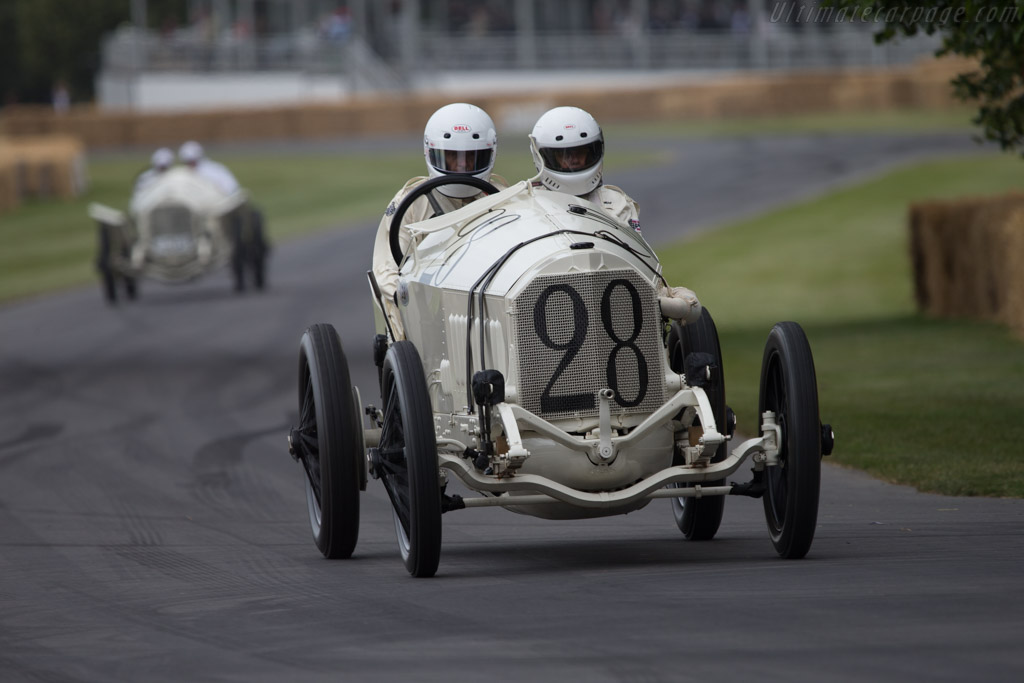 Mercedes Grand Prix - Chassis: 15364 - Driver: George Wingard  - 2014 Goodwood Festival of Speed