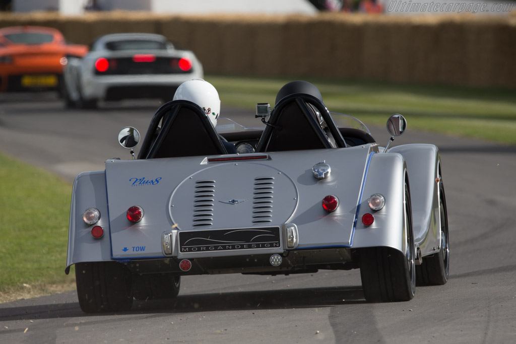 Morgan Plus 8 Speedster    - 2014 Goodwood Festival of Speed