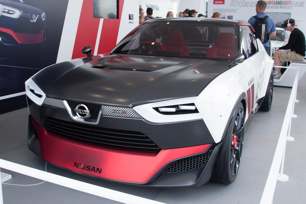 Nissan IDx Nismo    - 2014 Goodwood Festival of Speed
