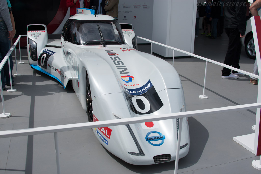 Nissan ZEOD RC    - 2014 Goodwood Festival of Speed