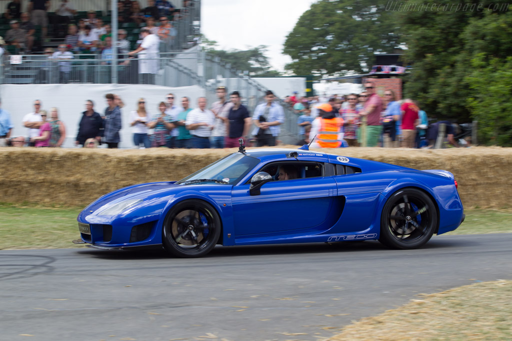 Noble M600    - 2014 Goodwood Festival of Speed