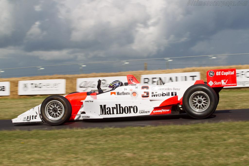 Penske PC26 Mercedes - Chassis: 005 - Entrant: Patrick Morgan - Driver: Chris Ward  - 2014 Goodwood Festival of Speed