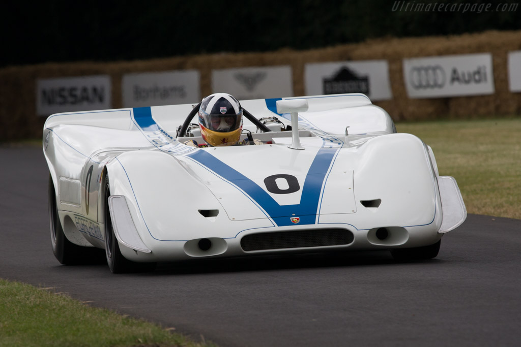 Porsche 917 Pa Chassis 917 028 Entrant Collier Automotive Museum Driver Murray Smith