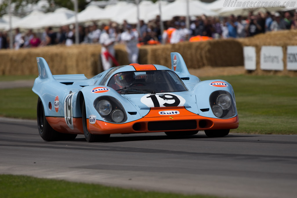 Porsche 917K - Chassis: 917-026 - Entrant: ROFGO Collection - Driver: Stuart Hall  - 2014 Goodwood Festival of Speed