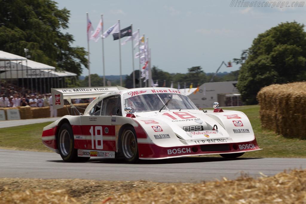 Porsche 935 JLP-4 - Chassis: JLP-4 - Entrant: Mauro Borella - Driver: John Fitzpatrick  - 2014 Goodwood Festival of Speed