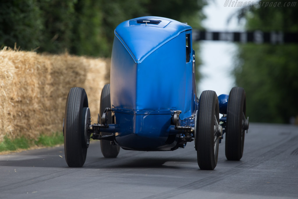 Renault 40CV Montlhery Coupe  - Entrant: Renault Classic - Driver: Jean-Louis Pichafroy  - 2014 Goodwood Festival of Speed