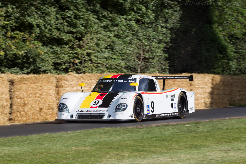 Riley Mk XX Porsche  - Entrant: Jamie France - Driver: Timothy Jenurm  - 2014 Goodwood Festival of Speed