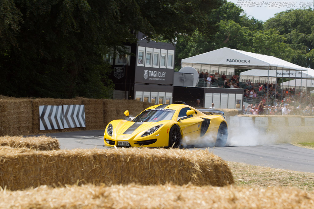 Sin R1    - 2014 Goodwood Festival of Speed