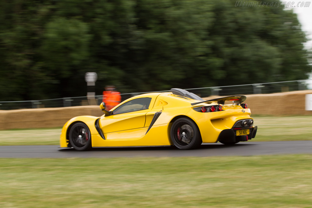 Sin R1    - 2014 Goodwood Festival of Speed