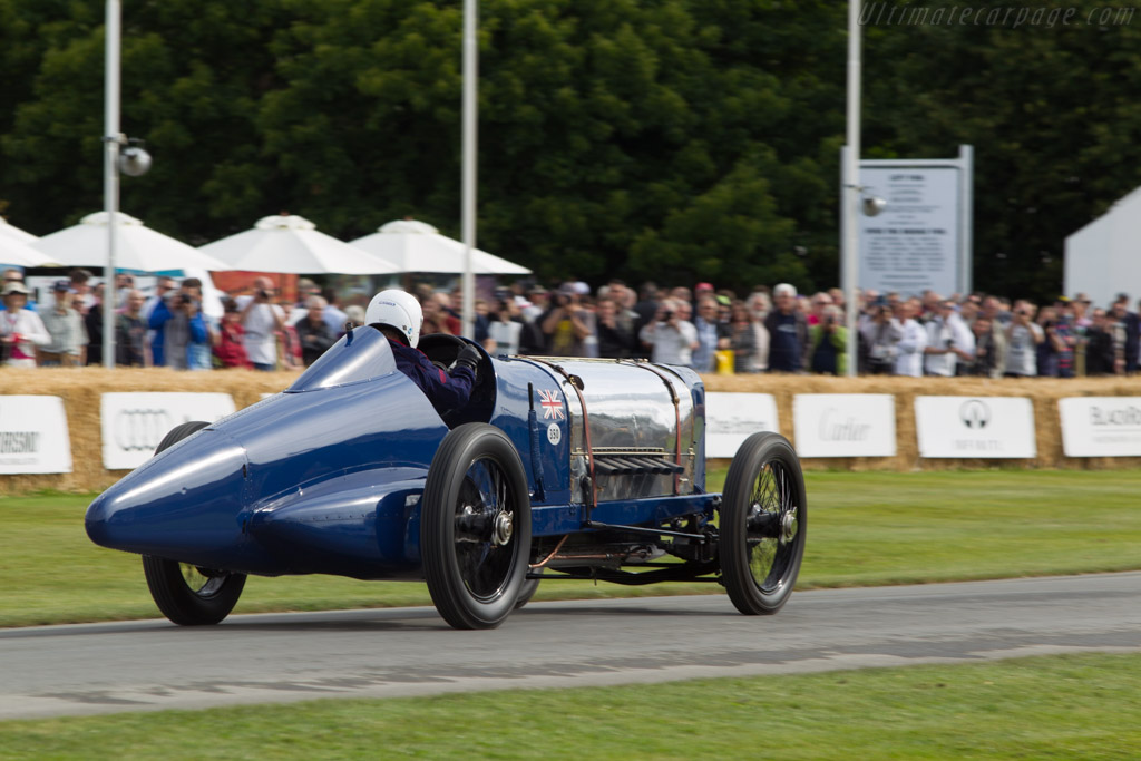 Sunbeam V12 - Chassis: 1 - Entrant: National Motor Museum - Driver: Ian Stanfield  - 2014 Goodwood Festival of Speed