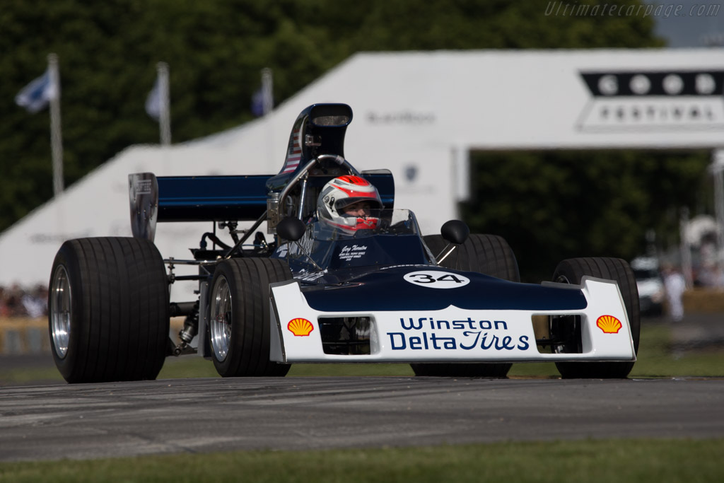 Surtees TS11 Chevrolet  - Driver: Greg Thornton  - 2014 Goodwood Festival of Speed