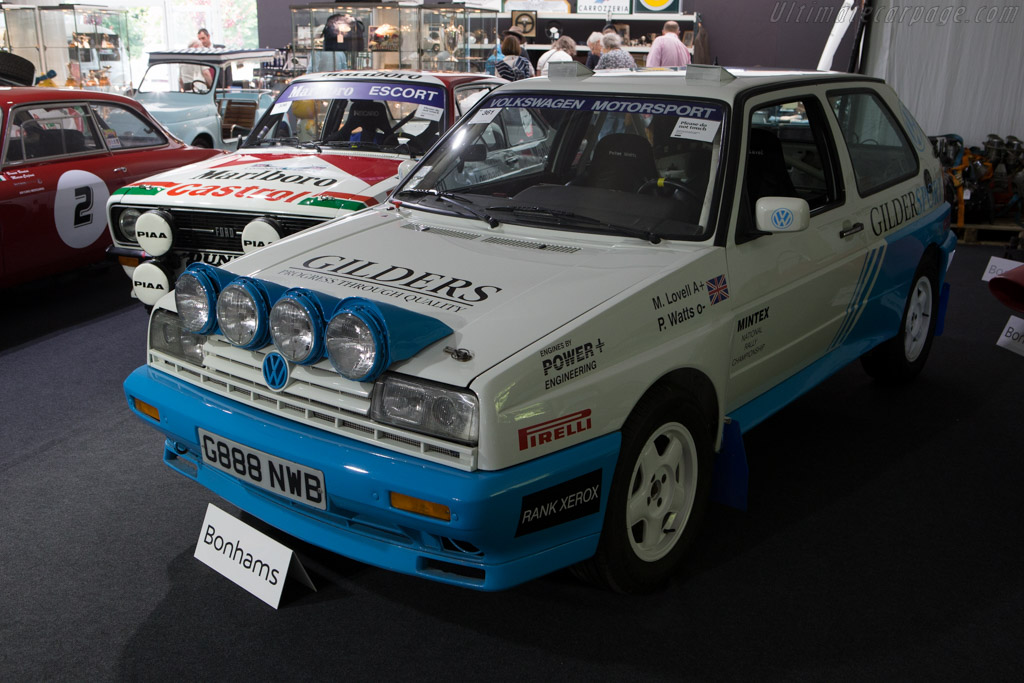Volkswagen Golf G60 Group A - Chassis: WVWZZZ1GZLB010567   - 2014 Goodwood Festival of Speed