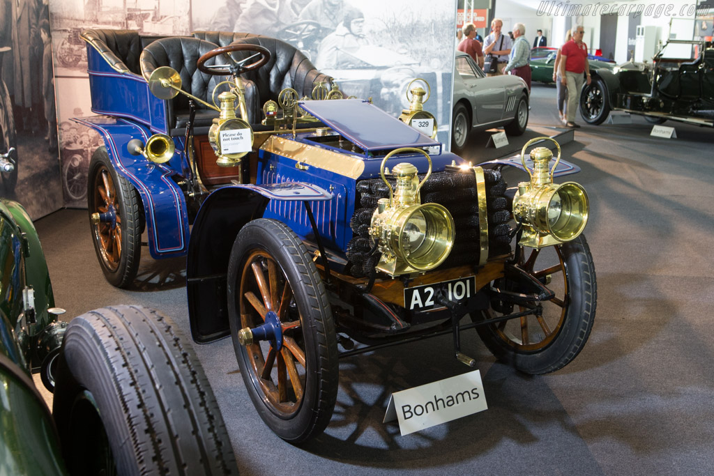de Dietrich 16hp Paris-Vienna - Chassis: 1036   - 2014 Goodwood Festival of Speed