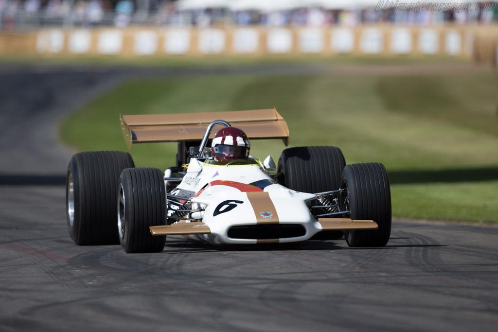 Racing In Car >> BRM P153 - Chassis: 005 - Entrant: Jaime Bergel - Driver ...