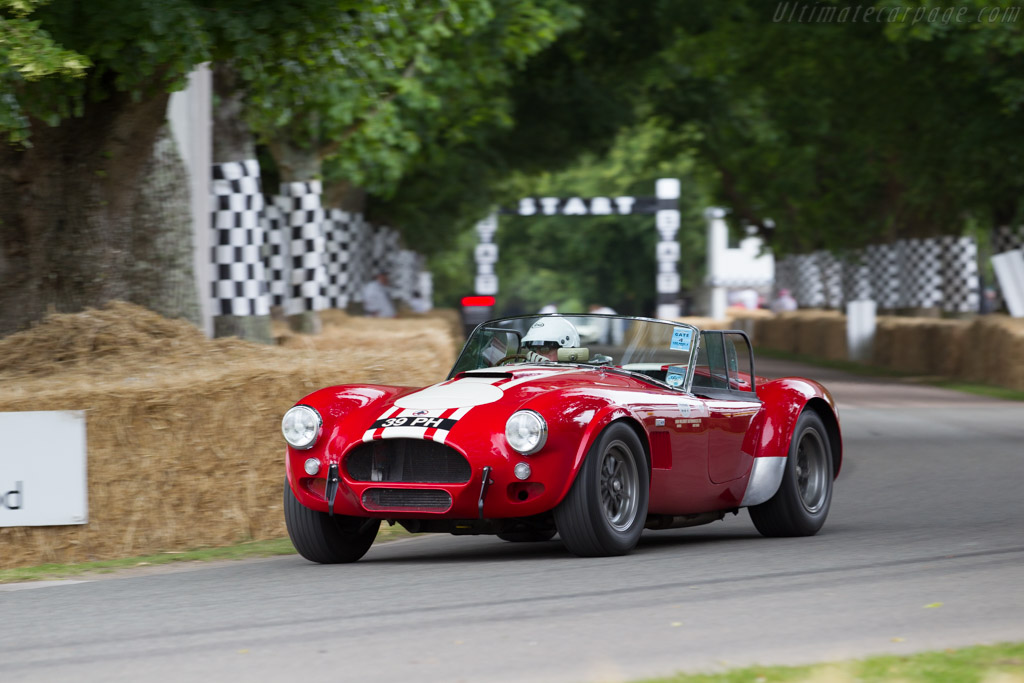 AC Shelby Cobra Le Mans - Chassis: CS2131 - Driver: Paul Vestey  - 2015 Goodwood Festival of Speed
