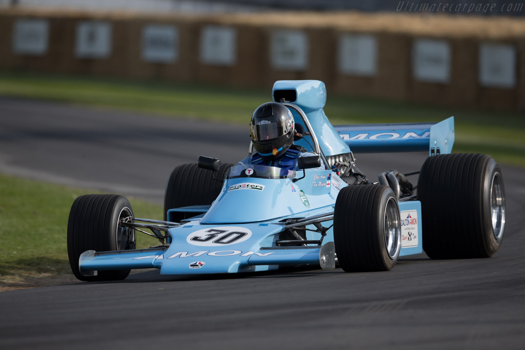 Amon F101 Cosworth - Chassis: AF1/01 - Entrant: Masters Historic Racing - Driver: Fred Fatien - 2015 Goodwood Festival of Speed