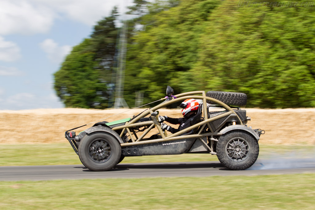 Ariel Nomad    - 2015 Goodwood Festival of Speed