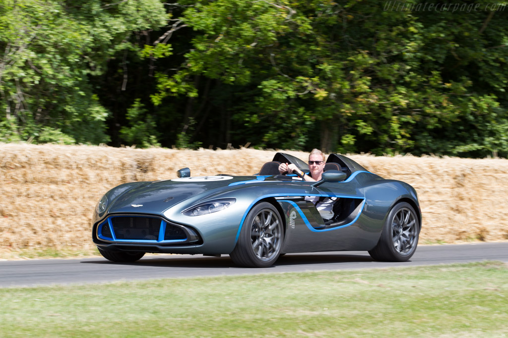 Aston Martin CC100 - Chassis: 2   - 2015 Goodwood Festival of Speed