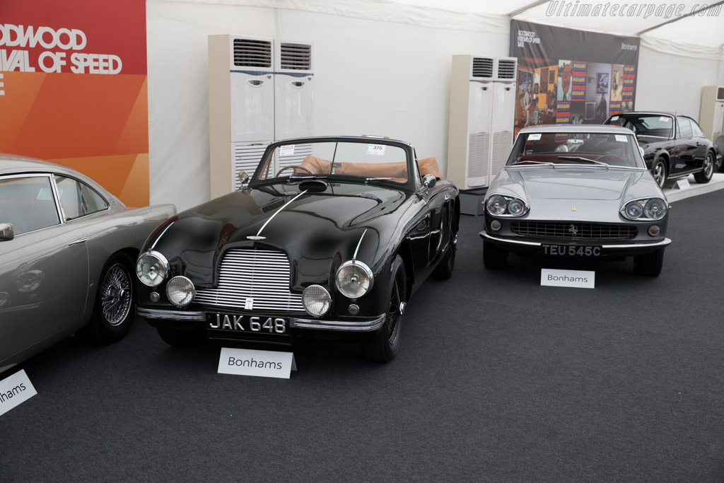 Aston Martin DB2 DHC - Chassis: LML/50/244   - 2015 Goodwood Festival of Speed