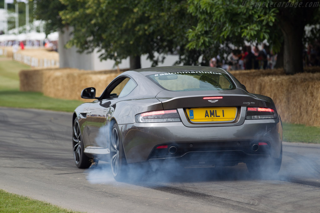 Aston Martin DB9 GT - Chassis: SCFFCAEM3GGA16671   - 2015 Goodwood Festival of Speed