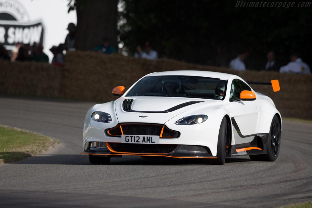 Aston Martin GT12 - Chassis: SCFGKBJYXGPX87101   - 2015 Goodwood Festival of Speed