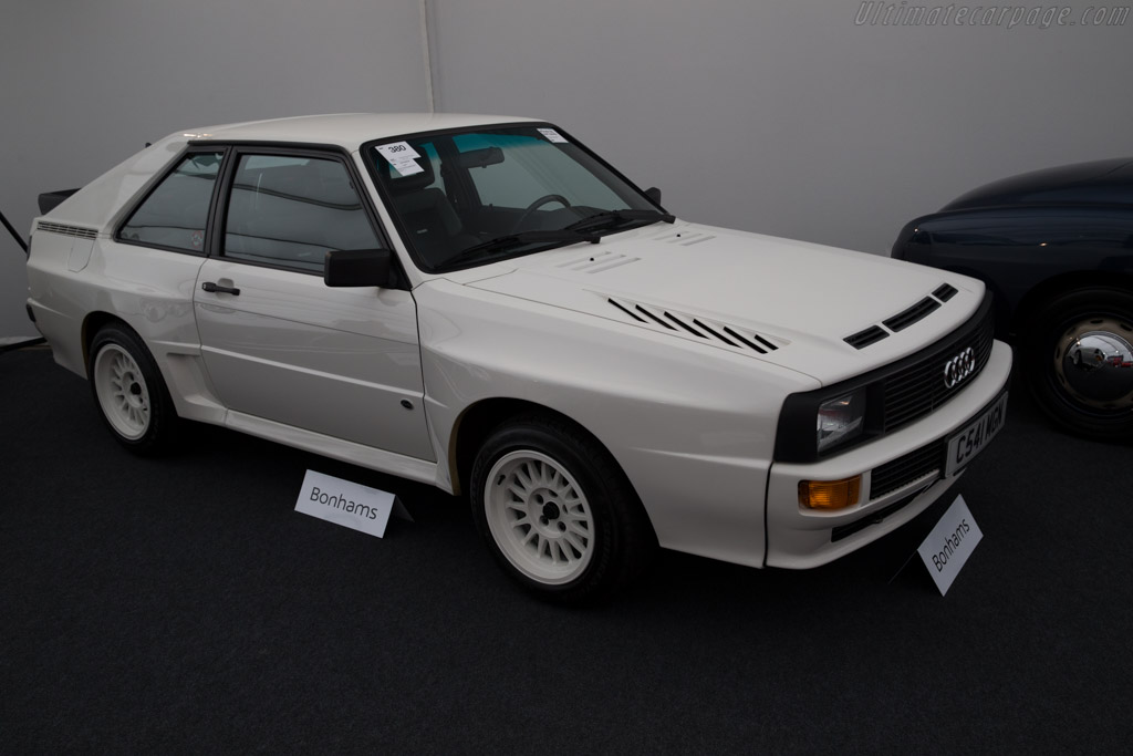 Audi Sport Quattro - Chassis: WAUZZZ85ZEA905206   - 2015 Goodwood Festival of Speed