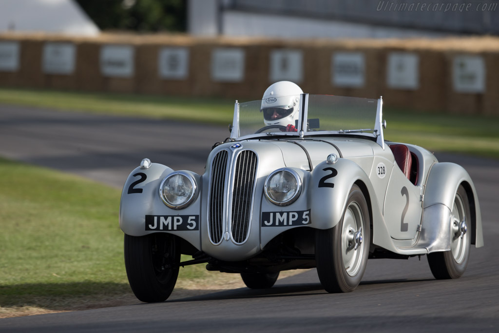 BMW 328 - Chassis: 85094 - Driver: Rory Henderson  - 2015 Goodwood Festival of Speed