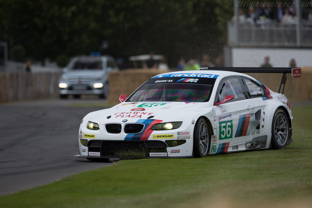 BMW M3 GT - Chassis: 1106 - Entrant: BMW Group Classic - Driver: Frazer Gibney  - 2015 Goodwood Festival of Speed
