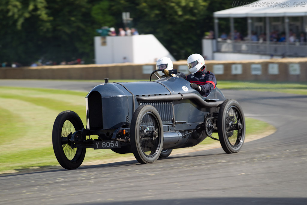 Benz 200hp Hornsted - Chassis: 36010 - Driver: Markus Kern  - 2015 Goodwood Festival of Speed