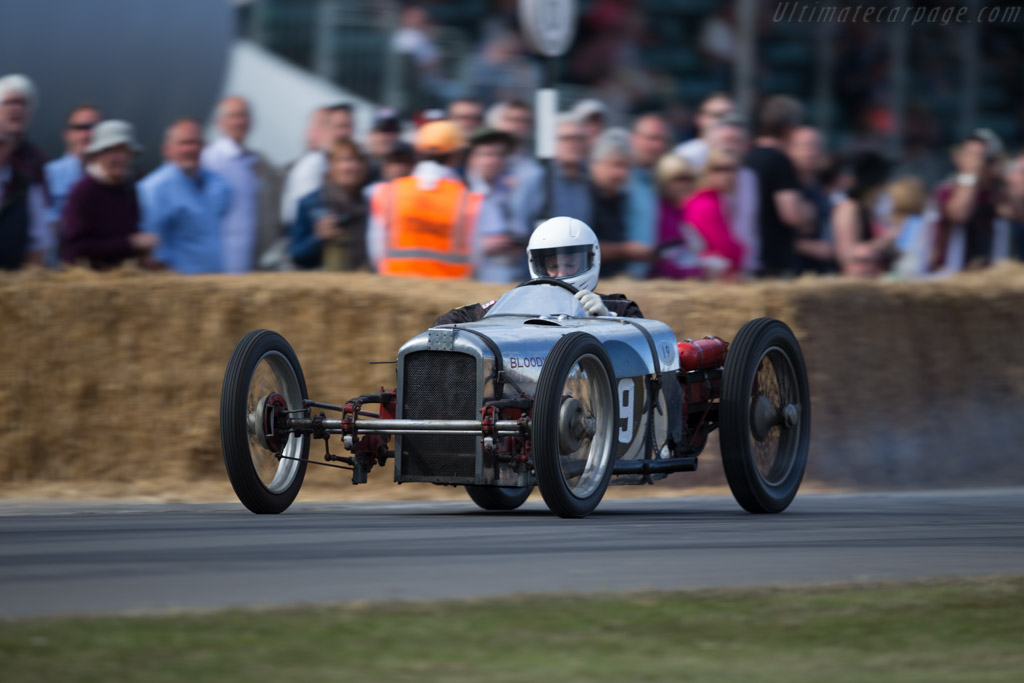Bolster 'Bloody Mary' Special  - Entrant: National Motor Museum - Driver: David Andrews  - 2015 Goodwood Festival of Speed
