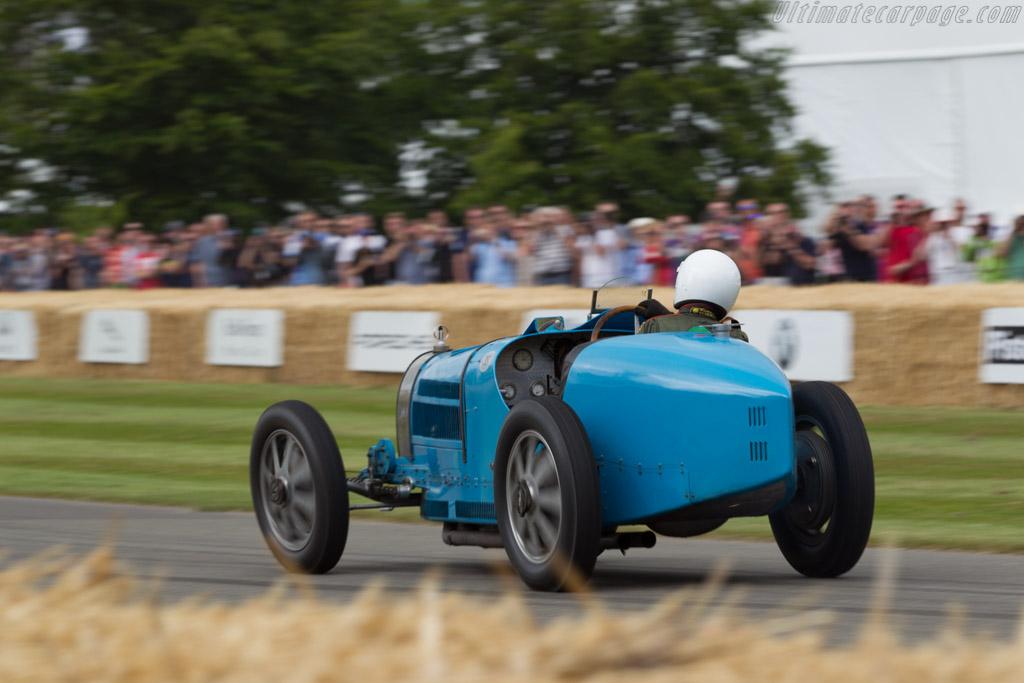 Bugatti Type 39/35B  - Driver: Julian Mazjub  - 2015 Goodwood Festival of Speed