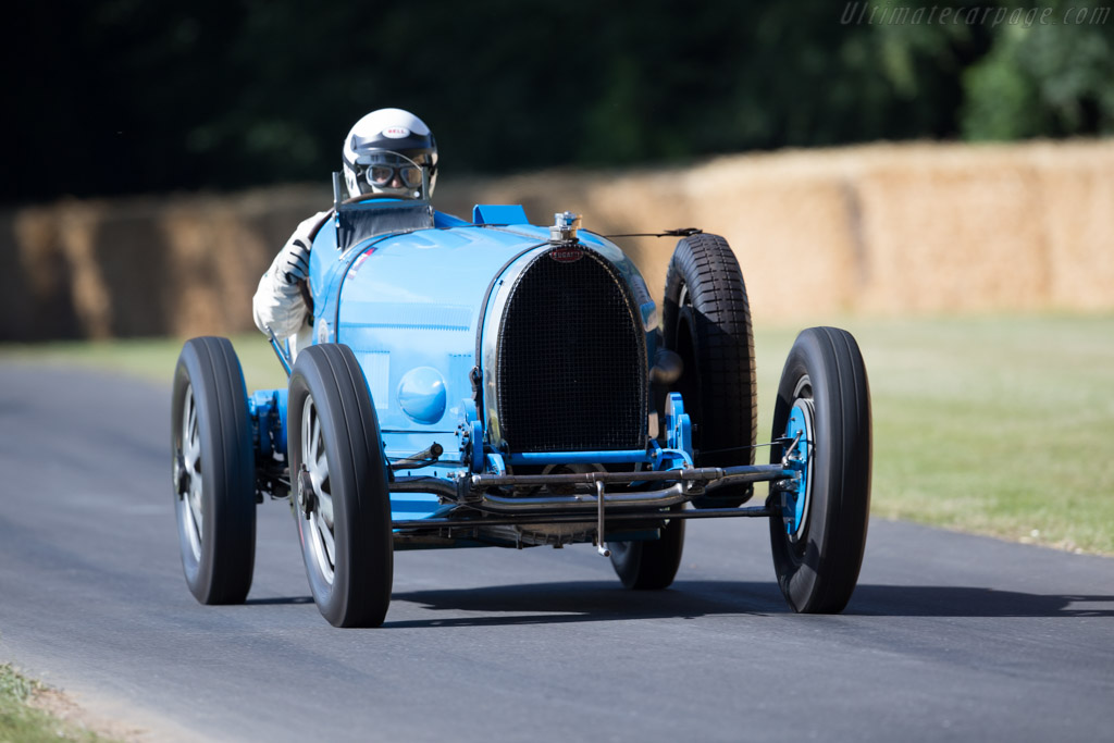 Bugatti Type 54 - Chassis: 54201 - Driver: Olav Glasius  - 2015 Goodwood Festival of Speed