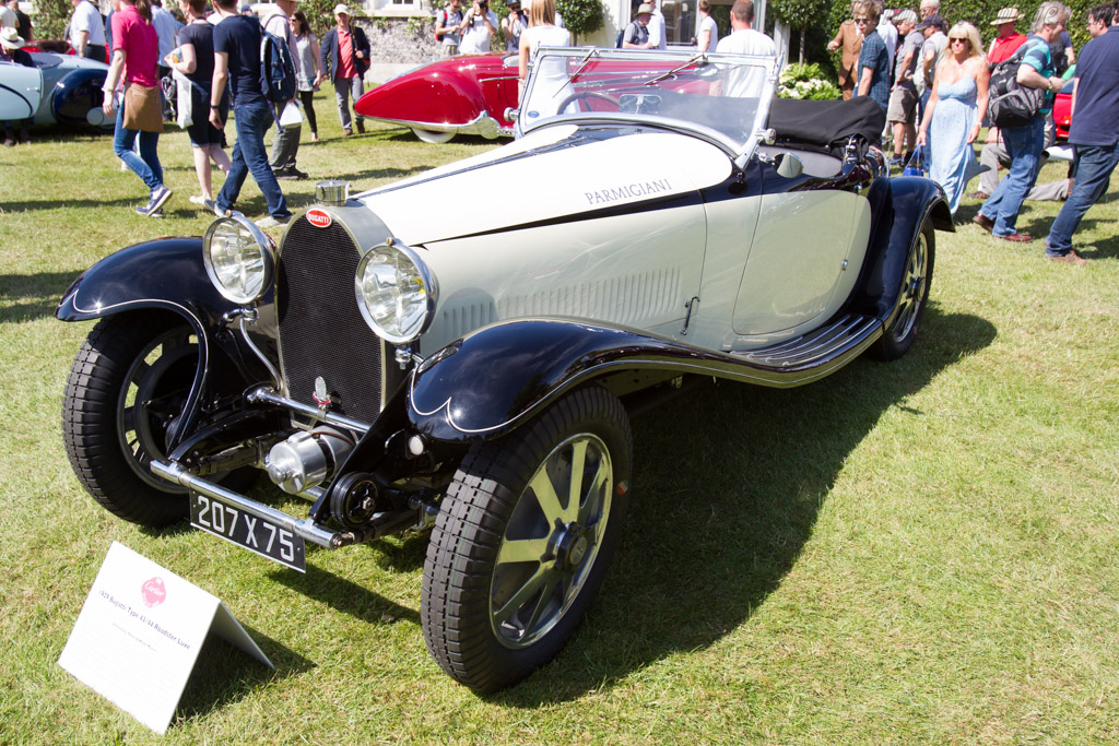Bugatti Type Type 43/44 Figoni Roadster - Chassis: 43272 - Entrant: Peter Mullin  - 2015 Goodwood Festival of Speed