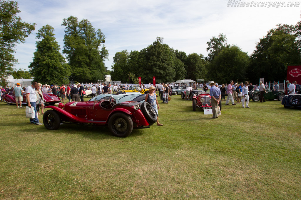 Cartier Style et Luxe Concours d'Elegance    - 2015 Goodwood Festival of Speed