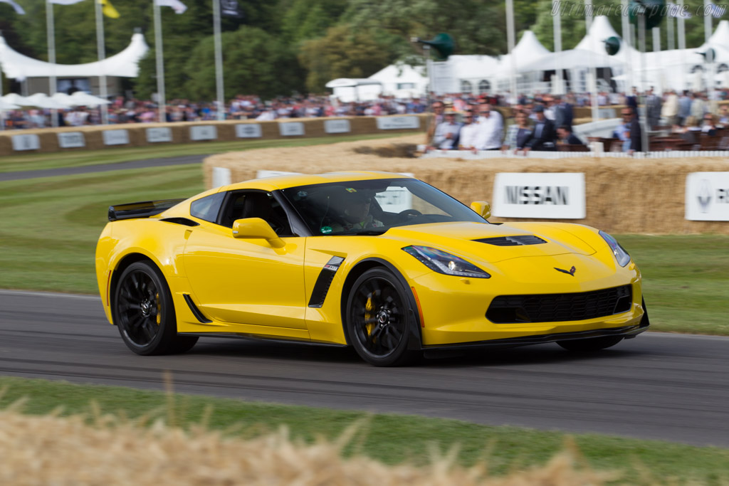 Chevrolet Corvette Z06    - 2015 Goodwood Festival of Speed