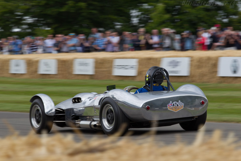 Chevron B1 - Chassis: 01 - Entrant: Chevron Cars  - 2015 Goodwood Festival of Speed