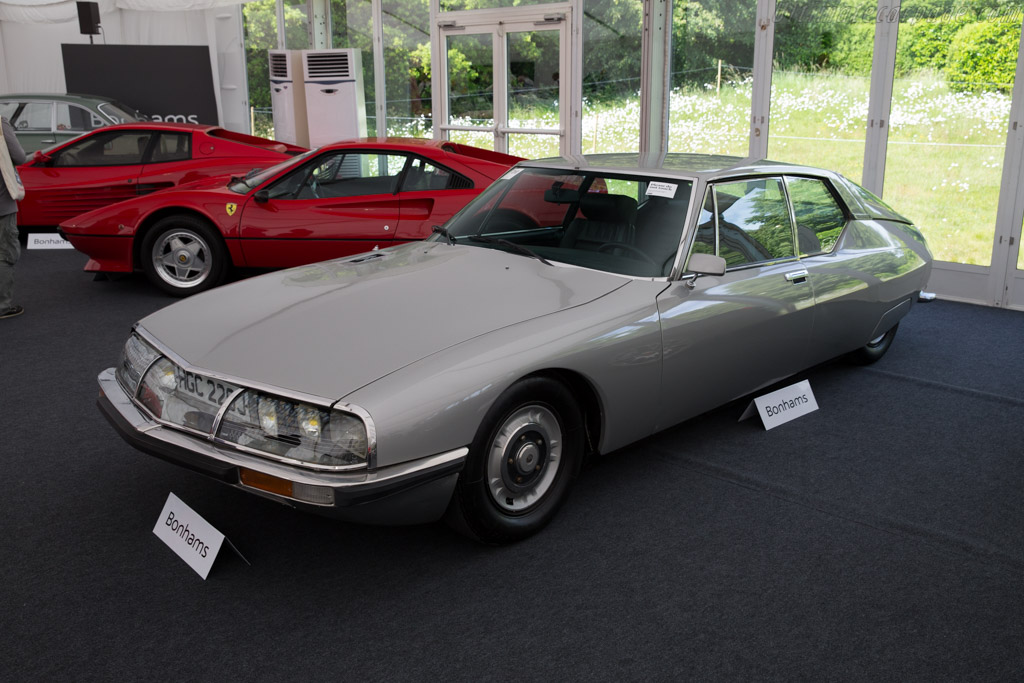 Citro&#235n SM - Chassis: 00SB3352   - 2015 Goodwood Festival of Speed