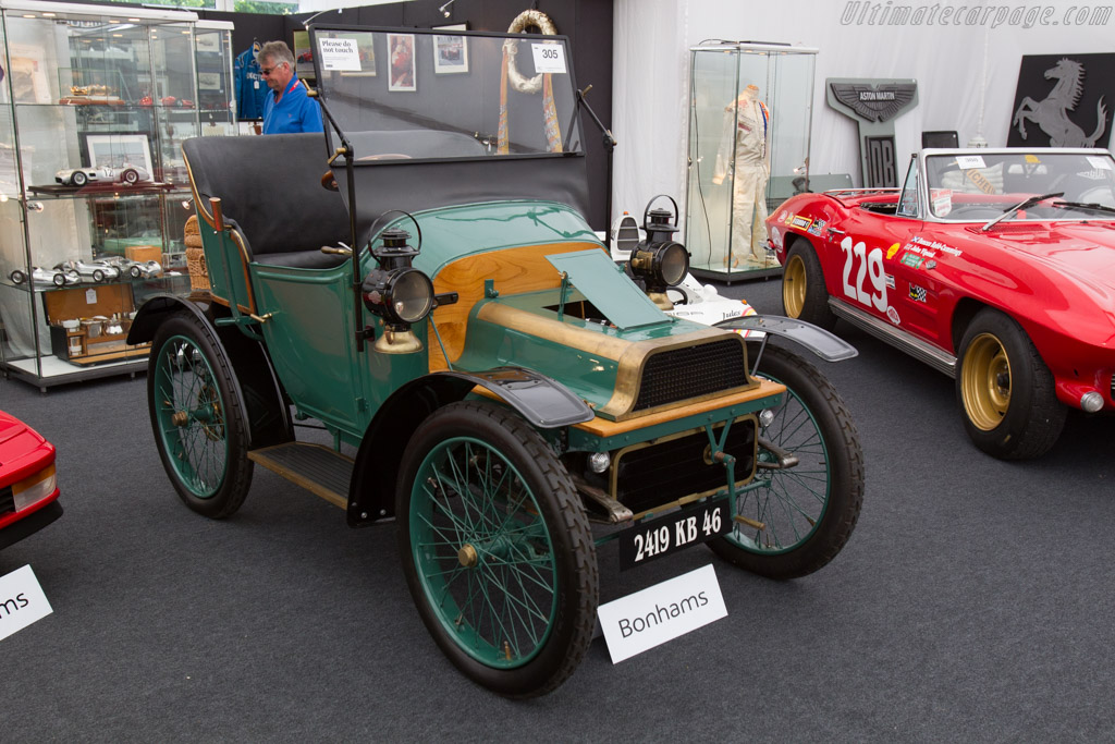 Croizemarie Type AC Tonneau - Chassis: 4245   - 2015 Goodwood Festival of Speed