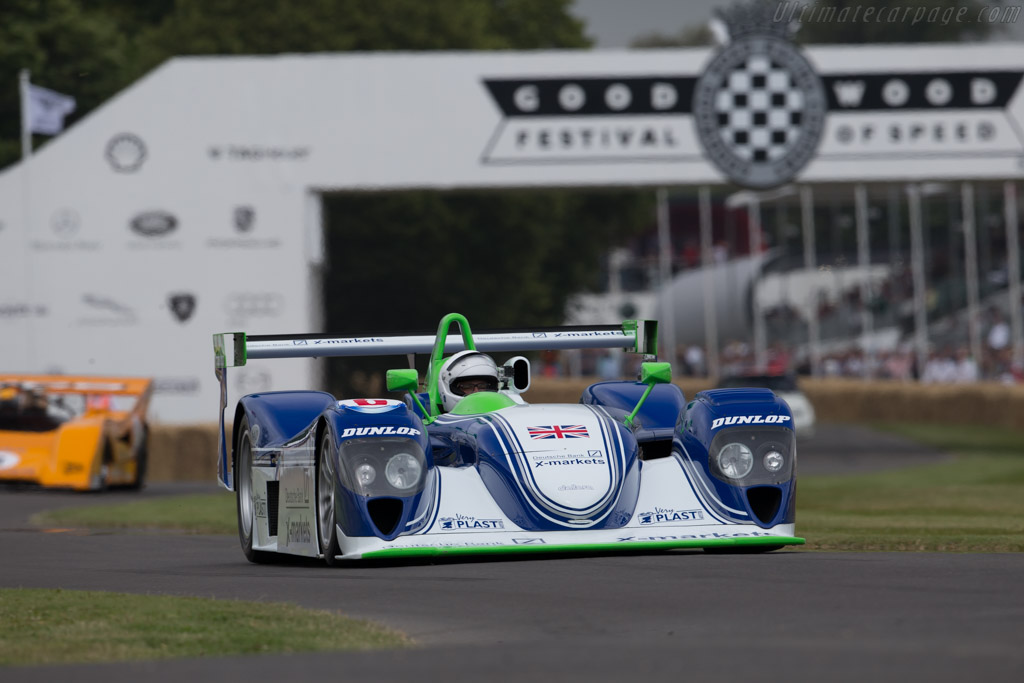 Dallara SP1 Judd - Chassis: DO-004 - Entrant: James Cottingham - Driver: Max Girardo  - 2015 Goodwood Festival of Speed