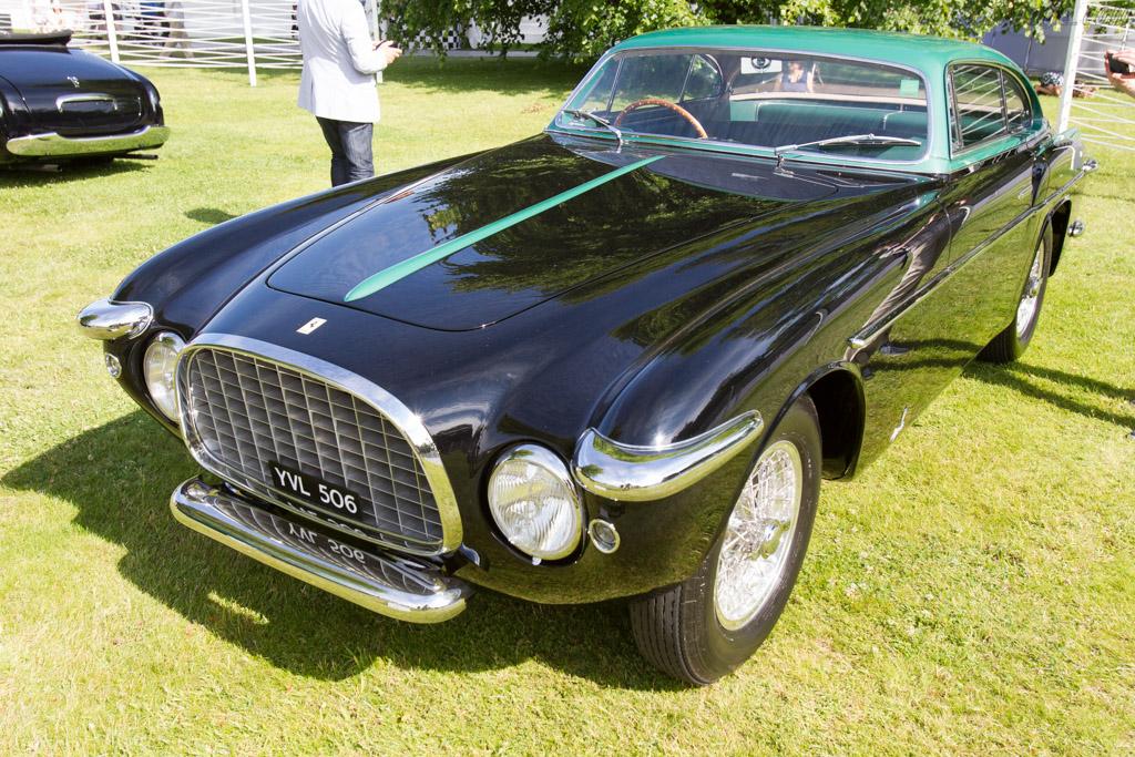 Ferrari 212 Inter Vignale Coupe - Chassis: 0257EU - Entrant: Tom Hartley Jr  - 2015 Goodwood Festival of Speed