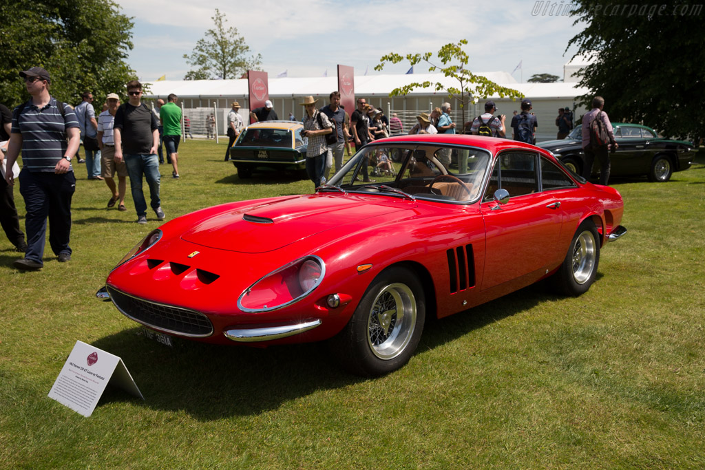 Ferrari 250 GT Lusso  - Entrant: Michael Dee  - 2015 Goodwood Festival of Speed