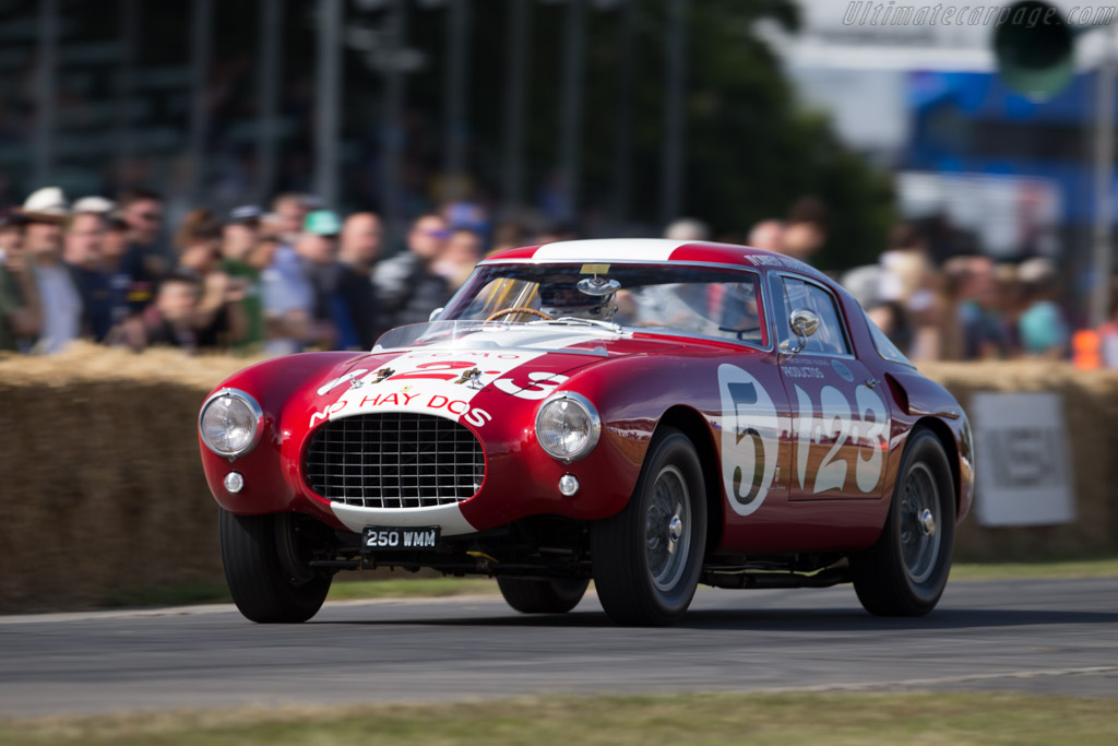 Ferrari 250 MM - Chassis: 0352MM - Entrant: Ten Tenths ltd. - Driver: Holly Mason-Franchitti  - 2015 Goodwood Festival of Speed