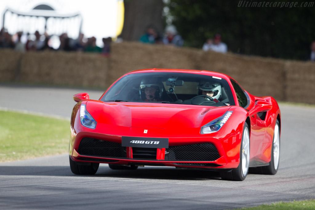 Ferrari 488 GTB - Chassis: 209426   - 2015 Goodwood Festival of Speed