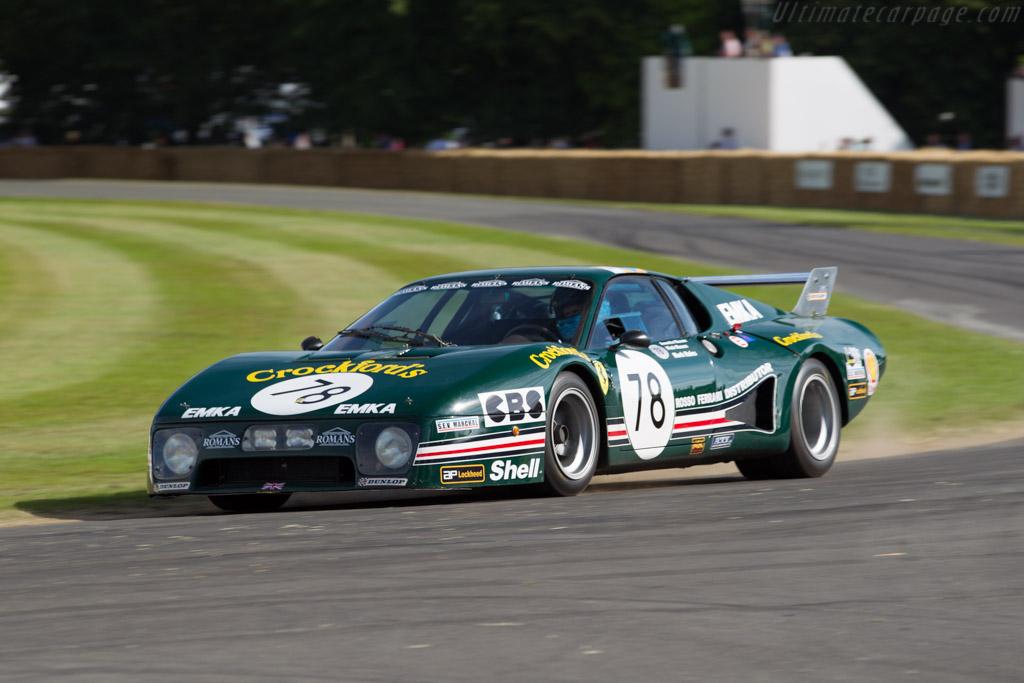 Ferrari 512 BB LM - Chassis: 27577 - Entrant: Ten Tenths Ltd - Driver: Annette Mason  - 2015 Goodwood Festival of Speed