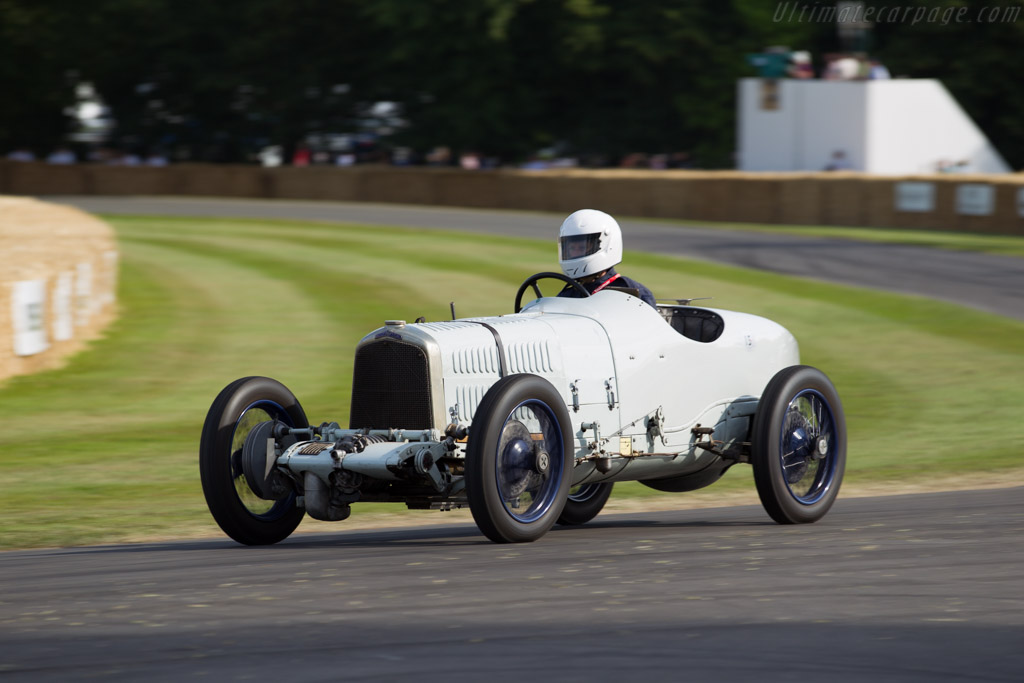 Halford Special  - Entrant: Brooklands Museum - Driver: James Cheyne  - 2015 Goodwood Festival of Speed